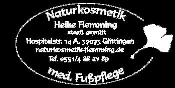 Naturkosmetik Flemming